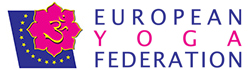 european yoga federation logo